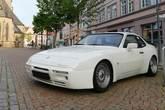 Bremsluftöffnungen für Porsche 944 S2 / Turbo - GFK