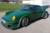 934 Almeras Gruppe 4 Bausatz mit hohem Frontspoiler montiert an einem Porsche 911 SC.