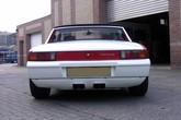 Rear hood with for Porsche 914 - made from fiberglass.