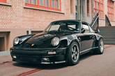 Frontspoiler 911 Turbo (Flachscnauzer) - GFK