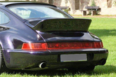 Duck tail 964 mounted on a 964