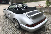Duck tail 964 with mountend