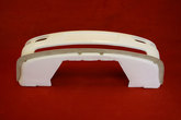 Front bumper 965 turbo S Le Mans GT with spoiler lip Version 1993 - underside
