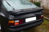 Rear wing for Porsche 924 / 944 - made from fiberglass.