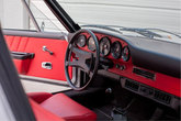 Dash board for 5 instruments for Porsche 914 - made from fiberglass.