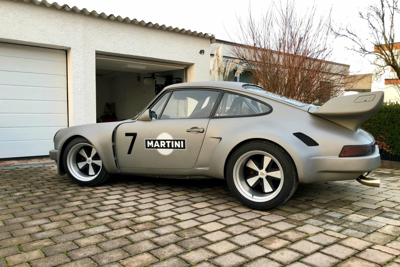 Porsche 911 im 3,0 RSR Look mit 964 RS Heckflügel