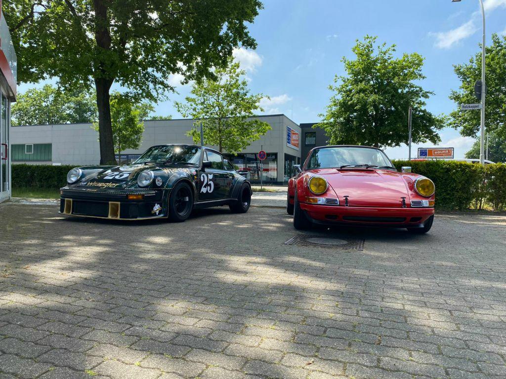"""Porsche 911 """"Wrangler"""" Theme und ein 911 Backdate Projekt"""