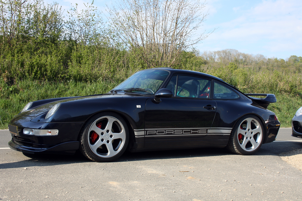 Porsche 993 GT2 Look