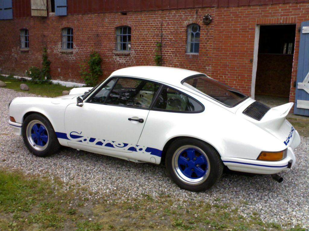 Porsche 911 2,7 RS Replika