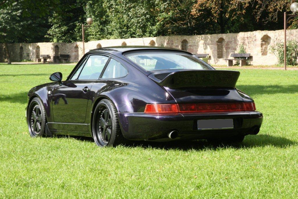 Porsche 964 mit Entenbürzel