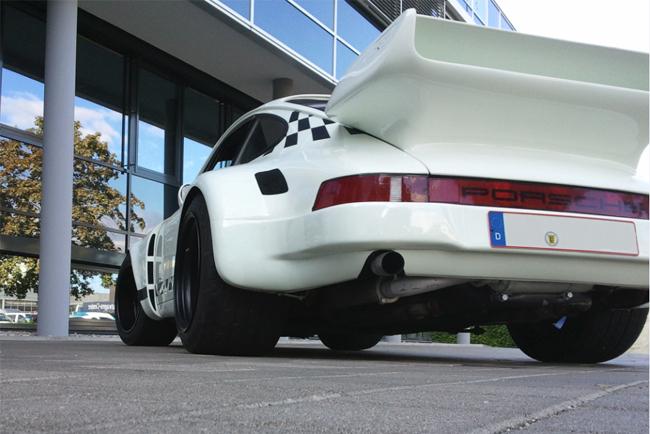 Porsche 911 3,0 RSR Replika mit 964 RS Heckspoiler