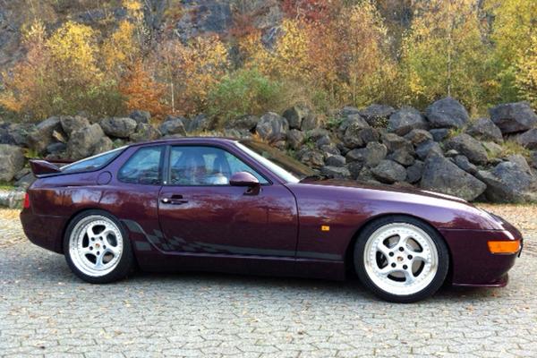Porsche 928 im S4 Look