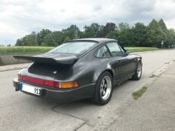 Rear bumper for 911 SC - with 3,0 RS Look