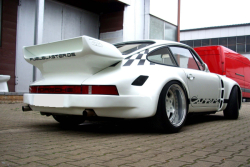 Rear quarter panels for 911 - 3,0 RSR