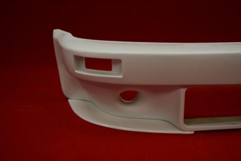 Front splitter / flaps for Porsche 911 3,0 RS
