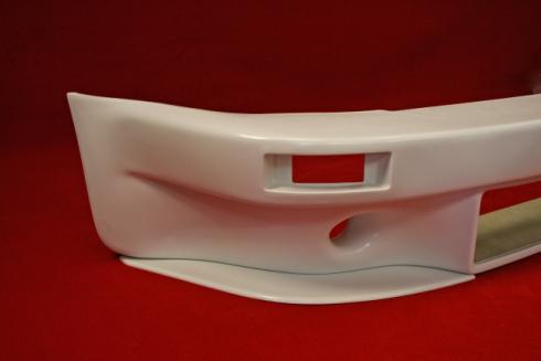 Front splitter / flaps for Porsche 911 3,0 RSR