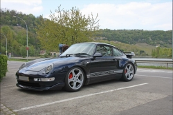 Frontspoiler 993 GT2 / RSR / Cup