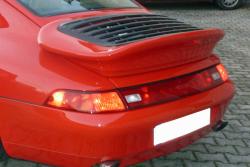 Rear spoiler for 993 - Turbo Look