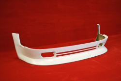 Front spoiler with spoiler lip for 911 Turbo / 930