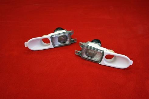Bremsluftschlitze 993 (klein) für die Aufnahme von Nebelscheinwerfern