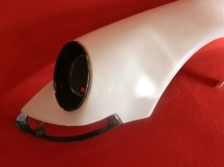 Front fenders for 964 to 911 ST conversion
