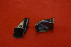 Air ducts for 996 GT2 rear spoiler