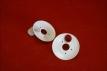 Brake cooling backing plates for 911 / 930 / 914-6 (with large brake discs)