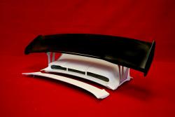 Rear Spoiler for 997 GT3 RS (MK2)