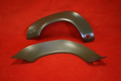 Steel rear fender flares 911 ST