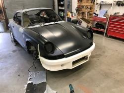 Frontstange / Stoßstange 964 Classic im 911 2,7 RS Look