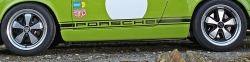 Rocker panels for 964 to 911 backdate conversion to 2,7 RS or 2,4 S look