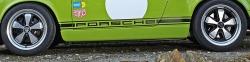 Seitenschweller 964 Classic im 911 retro Look für 2,4 S und 2,7 RS