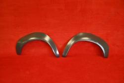 Front steel fender flares 2,8 RSR
