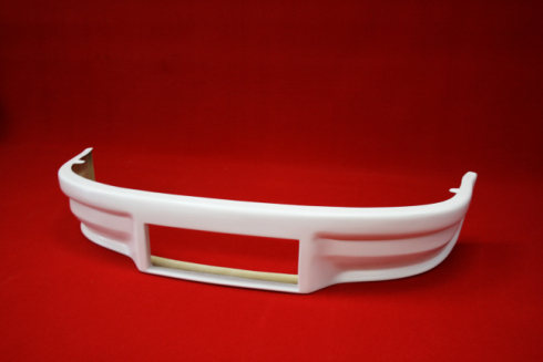 Front bumper with bigger oil cooler opening for 911 - 2,8 RSR