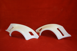 Rear fender flares for 935 (1976)