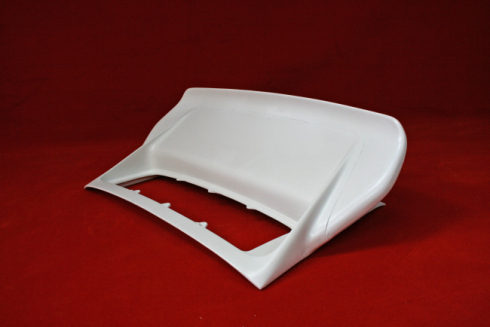 Rear spoiler for 911 3,0 RS and 3,0 Carrera