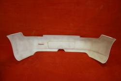 Rear bumper / rear valance for 997 GT3 Cup (MK1)