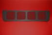 Lufteinlassgitter für Entenbürzel - Leichtbau Magnus Walker Style