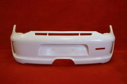 Rear bumper / rear valance for 997 GT3 / GT3 RS / Cup (MK2)