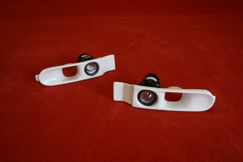Brake air ducts for 993 Turbo S (with fog lights)