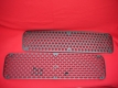 Air intake grille / engine grille for engine lid - Aluminum