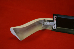 Backdate rear bumper for 911 (74-89) to 911 2,7 RS...
