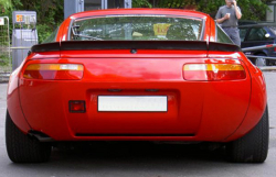 Rear Valance for 928 S4 - Look