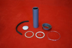 Fuel filler kit for 911 ST / RSR with screwable trim -...