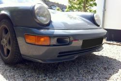 Front spoiler lip for 964
