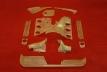 Engine shroud set for 911 2,7 Carrera (74-76)