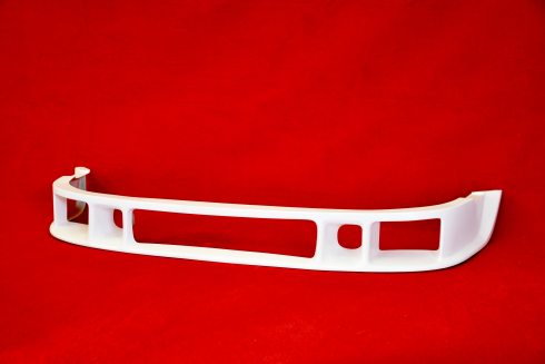 "Front spoiler for 934 ""Almeras"" - low version"