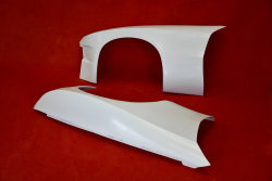 Front fenders for 924 GTR Le Mans