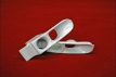 Brake air ducts for 993 - with parking light cut outs