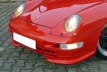 Brake air ducts for 993